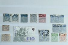 GB Stamps - Small Collection - E3