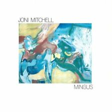 JONI MITCHELL MINGUS 1979 FOLK VOCAL JAZZ CD NEW