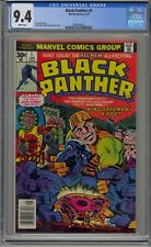 BLACK PANTHER #1 CGC 9.4 1977 KIRBY WHITE PAGES