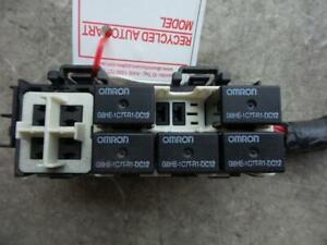 JEEP COMPASS FUSE BOX UNDER DASH, MK, 07/11-12/16