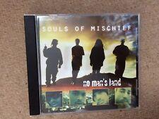 SOULS OF MISCHIEF - NO MAN'S LAND (RARE CD ALBUM) RAP HIP HOP