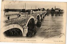 CPA  Ponts-de-Cé - Pont sur la Loire  (207425)