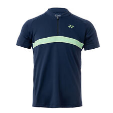 Yonex Men's Crew Neck Shirt Charcoal
