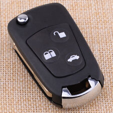 3 Buttons Car Auto Flip Remote Key Fob Cover Case Fit For FORD Focus Ka Mondeo