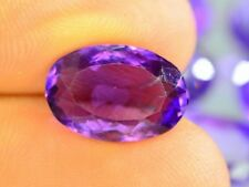 NATURAL UNTREATED AMETHYST LOOSE GEM STONE