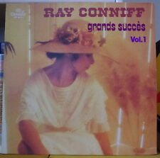RAY CONNIFF GRANDS SUCCES VOL.1 CHEESECAKE COVER FRENCH LP VERSAILLES 1969