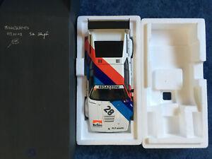 BMW M 1 Procar #28 Clay Regazzoni 1/18 Minichamps