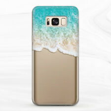 For Samsung S7 S8 S9 S10 Plus S10e Note 8 9 10 Water Wave Nature Sea Ocean Case