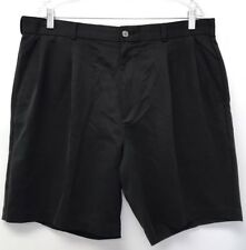 Izod Mens Size 38 Shorts Black