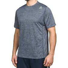 Reebok Active Relaxed Fit Active-wear Light Weight T-Shirt Sizes Med Lg 2xl 3xl