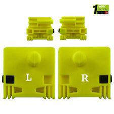 RENAULT Laguna Finestrino Elettrico Riparazione Clips Posteriore Destro e POSTERIORE SINISTRA Riparazione Kit