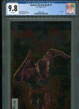 Batman: The Red Death #1   CGC 9.8  WP  (Foil cover)