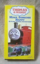 THOMAS & FRIENDS Make Someone Happy TANK ENGINE Train VHS Video Tape 2000 VGC