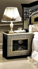 Wood Traditional 51cm-55cm Bedside Tables & Cabinets