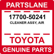 17700-50241 Toyota OEM Genuine CLEANER ASSY, AIR