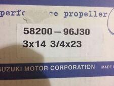 Suzuki Stainless Steel Propeller