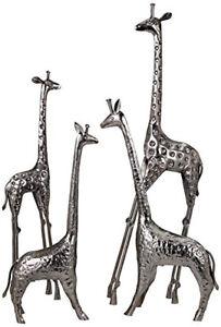 IMAX 60960-4 Safari Giraffe Herd, Set of 4 By Imax. New