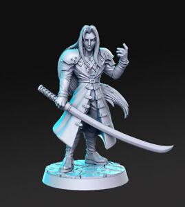 Sephirael RN Estudio Legacy Vault II D&D AOS Warhammer final fantasy sephiroth