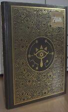 Legend Zelda Breath of the Wild Offizielles Lösungsbuch Deluxe Edition Deutsch