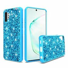 For Samsung Galaxy Note 10 Plus 6.8 inch Sparkle Glitter Bling Phone Case Cover