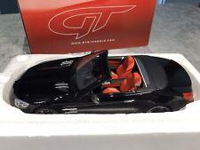 1:18 Mercedes-Benz SL63 AMG (Obsidian Black) GT Spirit BNIB only 1000 produced