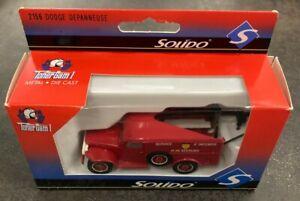 Solido pompiers Dodge dépanneuse 2156