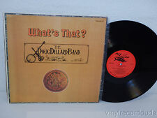 DOUG DILLARD BAND What's That NM! LP Flying Fish FF 377 (1986)