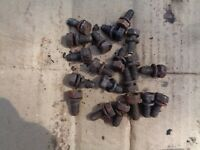 Ford Tractor 600-601-800-801 Engine Oil Pan Mount Bolts