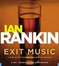 Exit Music  Inspector Rebus  2008 by Rankin, Ian 1600244548 Ex-library
