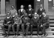 1902-George Washington Carver with Fellow Faculty at Tuskegee Instritute