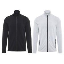 2019 J.Lindeberg Finn Seamless Midlayer Golf Jacket Black Small New