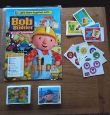 Bob the Builder Sticker album Panini 2008