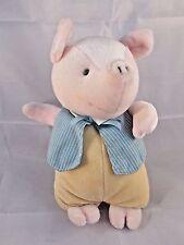 "EDEN Frederick Warne Plush Pigling Pig 8"" Doll Peter Rabbit"