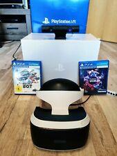 Sony PlayStation VR Headset | PSVR | inkl. Astro Bot und VR Worlds | PS4-Kamera