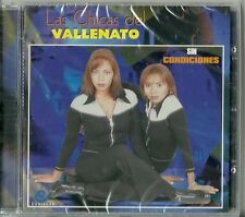 Las Chicas Del Vallenato Sin Condiciones Latin Music CD New