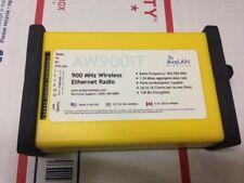 Avalan AW900iT 900 MHz wireless ethernet radio
