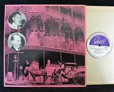 DIXIELAND Ray Burke and Pinky Vidacovich Clarinet New Orleans Style SOUTHLAND