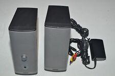 Bose Companion 2 Series II Multimedia Desktop Computer Speakers