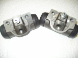 38 39 40 41 BUICK WHEEL CYLINDERS REAR PAIR