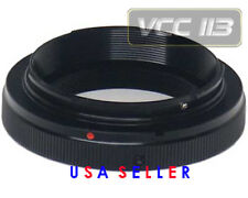 vivitar T2 T MOUNT T ring adapter for Canon Eos T4i T5i 650D 700D