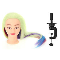 1pcs Tripod Manikin Mannequin Head Hairdressing Professional Wig Holder Stand