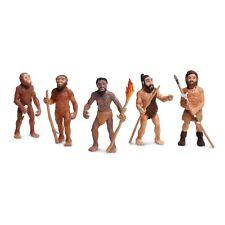 Evolution des Menschen 5 Figuren Serie Dinosaurier Safari Ltd 663816