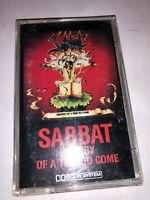 Sabbat Cassette Tapes History of a time to come  Heavy Metal