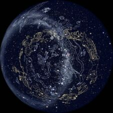 Sega Homestar Disc Southern Hemisphere Constellations stargazing extra disc