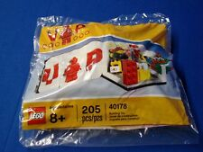 LEGO VIP Promo Set 40178 Lego Store Exclusive Limited Edition NEW 2017 Free S/H