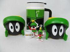 Marvin the Martian Lot – 3D Character Mug, Sip Cup, Metal Figure, etc
