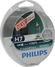 Philips H7 X-treme Vision bis zu 130% mehr Licht 2 Stück 12342XV+S2