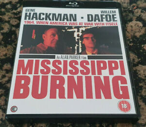 Mississippi Burning bluray