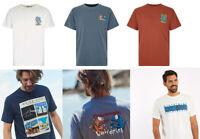 Weird Fish Mens Round Neck Short Sleeve Cotton Print T shirt Top Tee M L XL 2XL