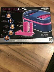 New Infiniti pro conair, adjust a curl, flat strip to rolled curl , anycurls